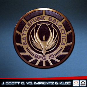 J. Scott G. vs. Imprintz & Kloe – Battlefunk Galactica