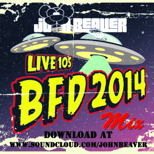 John Beaver – Live 105 BFD 2014