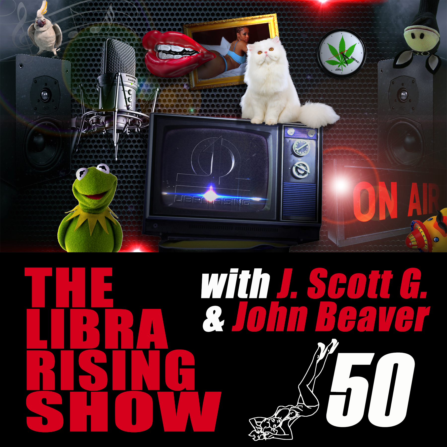 The Libra Rising Show – Episode 50