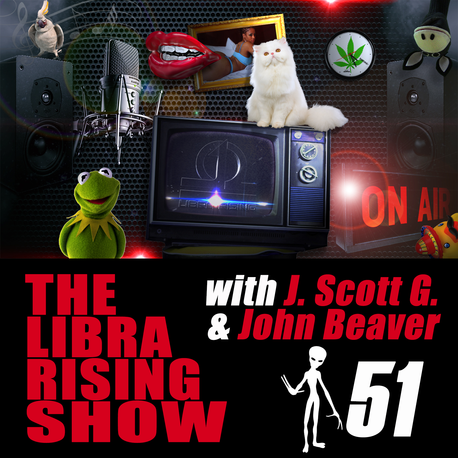 The Libra Rising Show – Episode 51