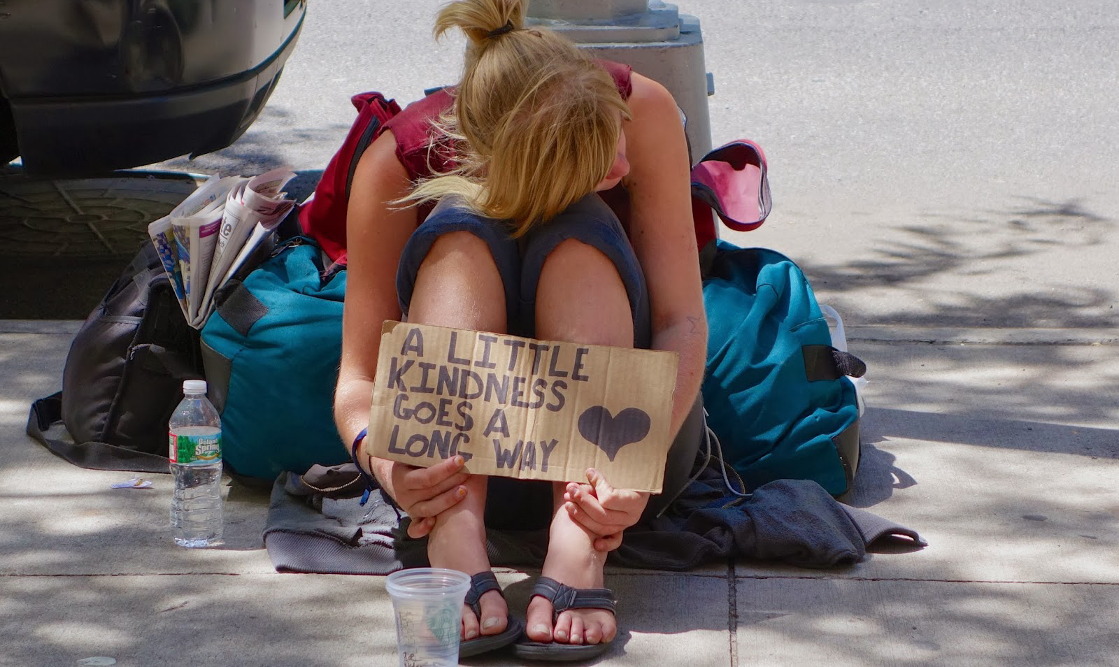What I Learned From Feeding The Homeless