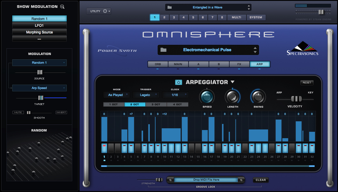 Up and Running With Omnisphere 2