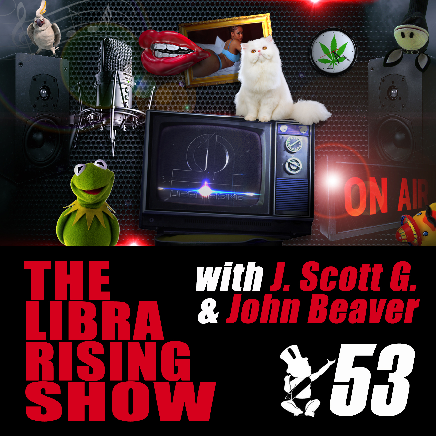 The Libra Rising Show – Episode 53 (Guest Interview w/ Jason Sperling)
