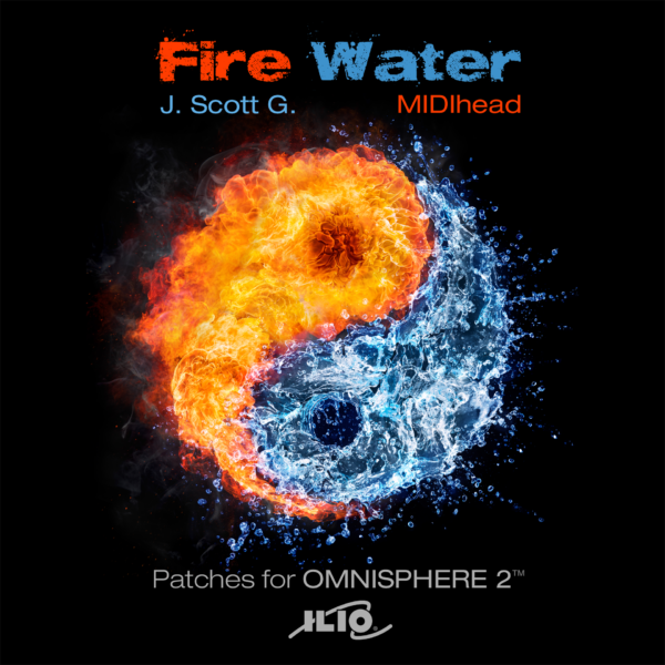Ilio Releases Fire Water For Omnisphere 2!