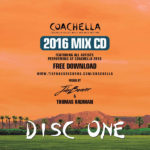 John Beaver & Thomas Radman - Coachella Mix 2016 (Disc 1)