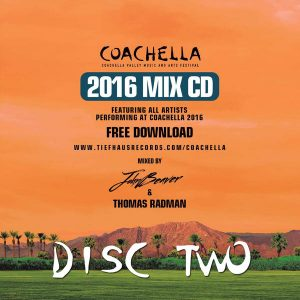 John Beaver & Thomas Radman – Coachella Mix 2016 (Disc 2)