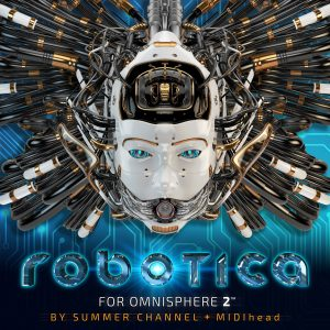 Summer Channel & MIDIhead – Robotica