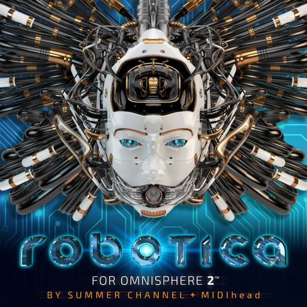 Ilio Releases Robotica For Omnisphere 2!
