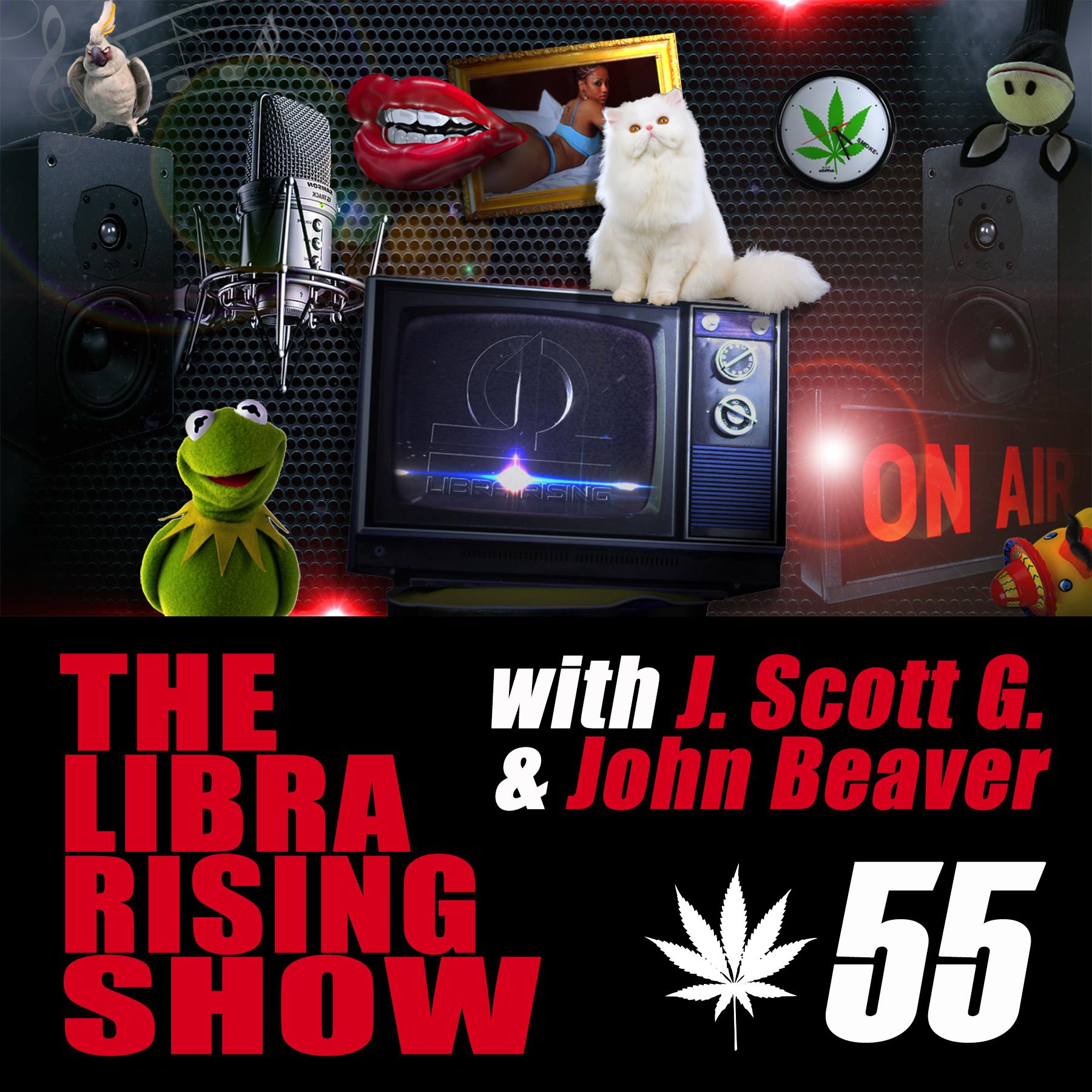 The Libra Rising Show – Episode 55