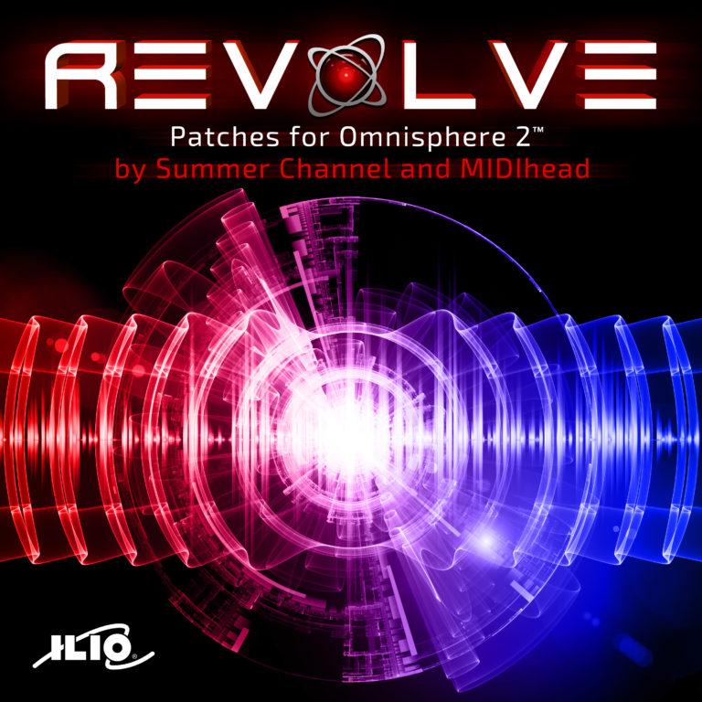 Ilio Releases Revolve For Omnisphere 2!
