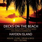Decks On The Beach
